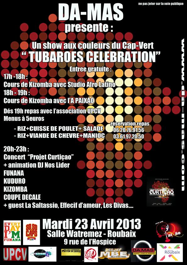 Tubaroes Celebrations