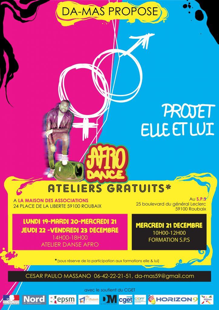 Atelier Danse Afro