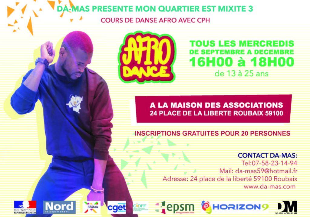 Afro Dance 2017