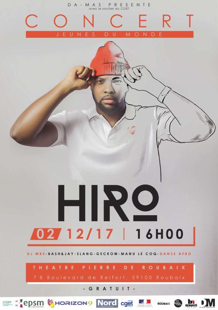 concert Hiro