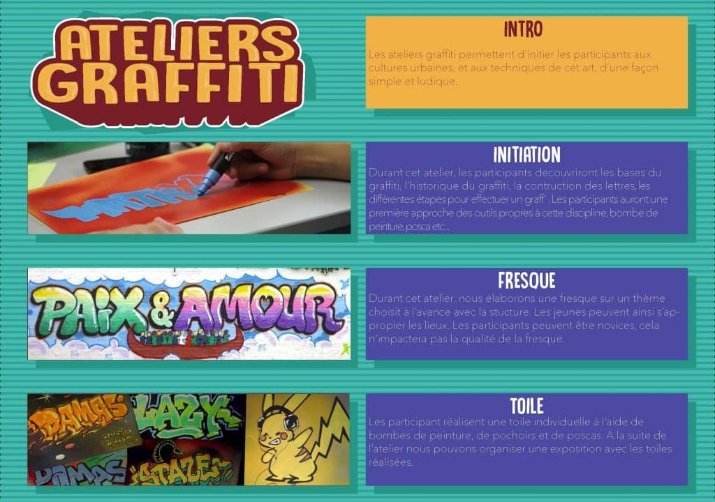 Atelier FGraffiti