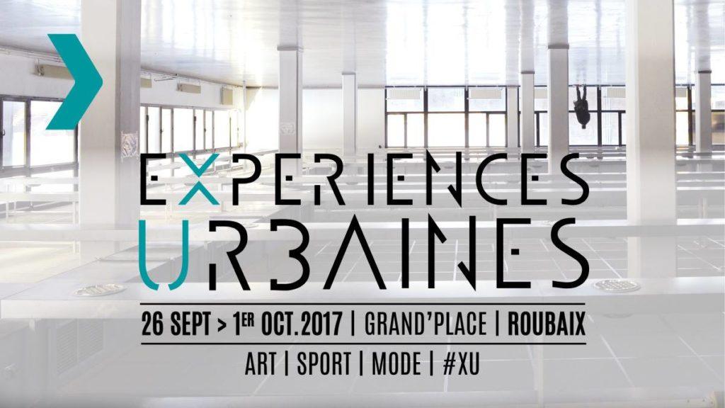 Expériences Urbaines #XU 2017