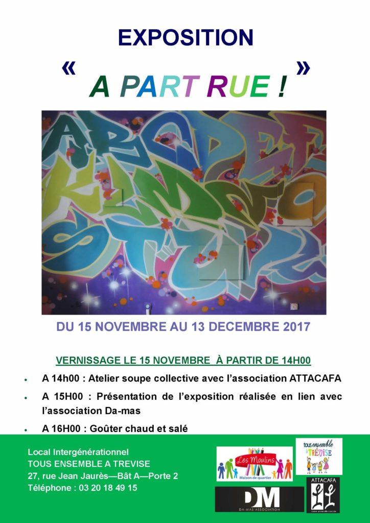Exposition A Part Rue