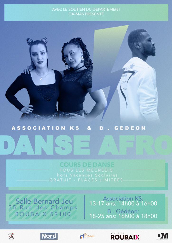 Parcours Afro danse : favoriser une alimentation saine