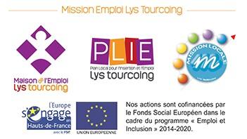 Mission Emploi Lys Tourcoing Maison de l'Emploi / PLIE / Mission Locale