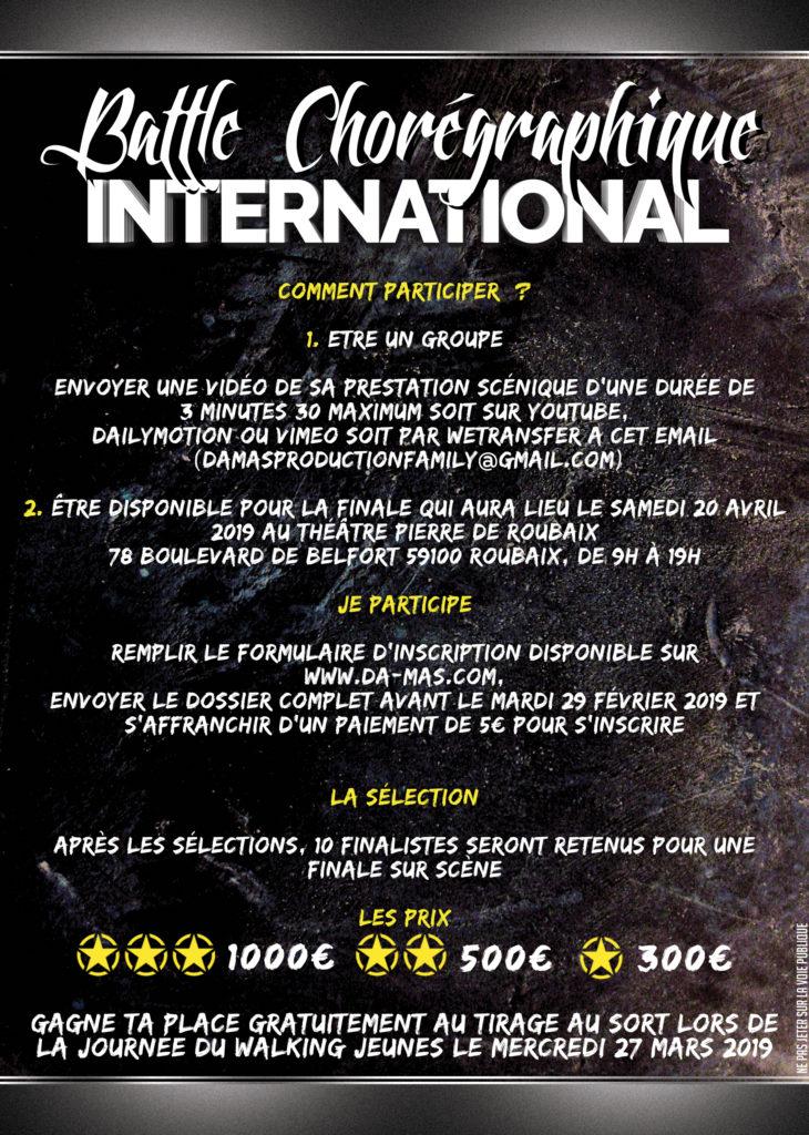 Battle Chorégraphique Internationale