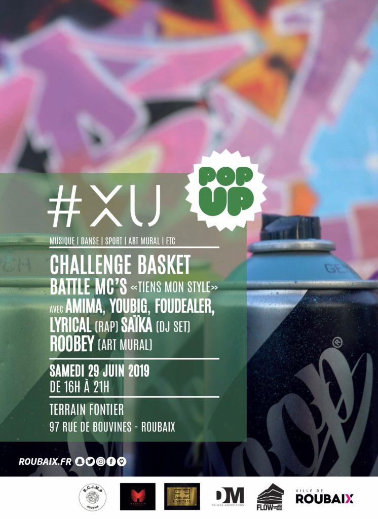 xu pop up fontier juin 2019