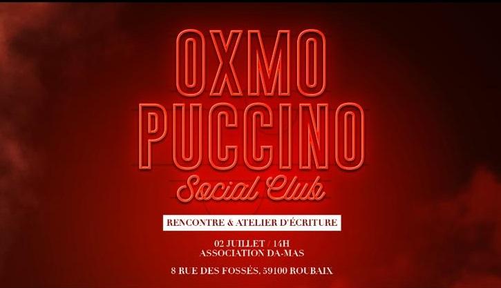 Oxmo Puccino, mardi 2 Juillet 2019