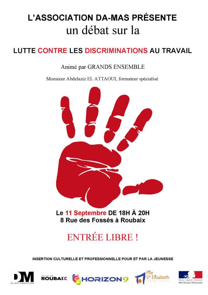 Lutte contre les discriminations au travail