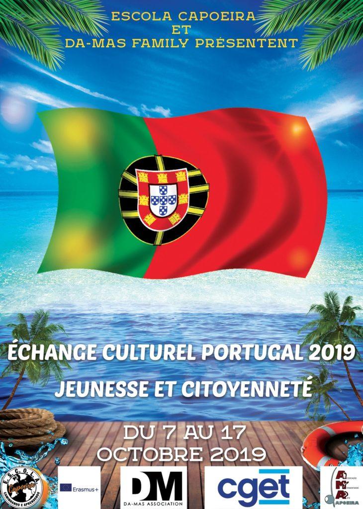 PROJET ECHANGE CULTUREL FRANCE PORTUGAL