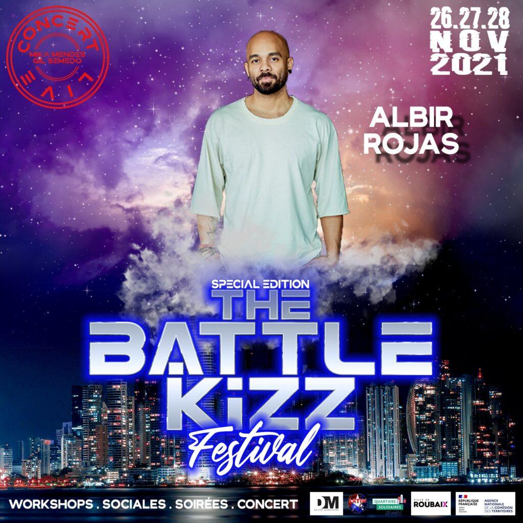 The Battle Kizz