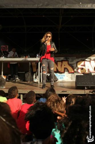 CONCERT HIP HOP SESSION SUMMER (NOS QUARTIERS D'ETE 2016)