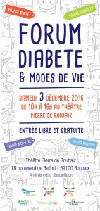 flyer forum diabete 2016 Page 1